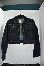 Limited Too Girls Shimmer Jean Jacket Dark Size: 20 New WithOUT Tags