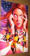 X Men Origins Jean Grey Marvel Girl Phoenix Mike Mayhew Marvel Poster