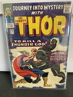 Journey Into Mystery 118 Thor 221 First Destroyer Hercules Appearance