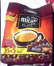 40 sticks of alicafe classic regular coffee 3 in 1