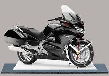 MODEL CARS, MOTO, BIKE, HONDA PAN EUROPEAN -01 with Clock,11,8x 7,8 inches,