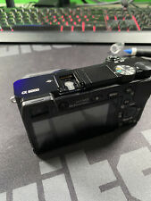 sony alpha a6000 for parts or repair