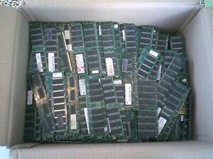 RAM Speicher, ohne Goldkontakte, Computerschrott, 8,950 Kg