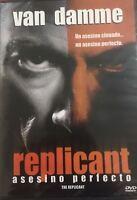 Asesino Perfecto: The Replicant (2011) DVD