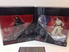 Star Wars Black Series Rey Starkiller Base Sergeant Jyn Erso K-mart Exclusive