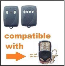 V2 TRR2-43 or TRR4-43 garage remote control duplicator 433.92mhz cloner