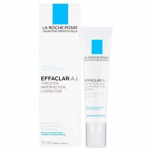 NEW La Roche Posay Effaclar A.I. Targeted Imperfection Corrector 15ml