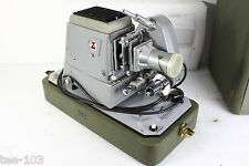 Homrich Technoton Projektor +Ersatzbirne im Transportkoffer 61065 Super Zett3