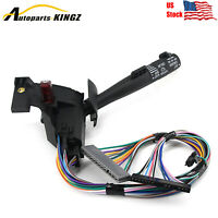 Multi-Function Combination Switch with Turn Signal For Chevrolet Chevy GMC 95-02