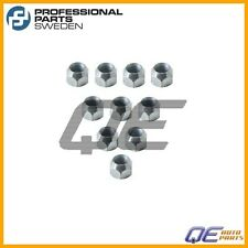 Volvo 122 142 144 145 240 242 245 264 265 Set of 10 Pro Parts Lug Nuts 87699