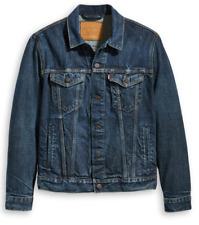 Levi'S Strauss Men'S Premium хлопок на пуговицах джинсовая куртка 723340309