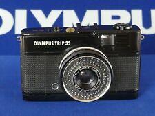 OLYMPUS TRIP 35 Black. nr. 552286