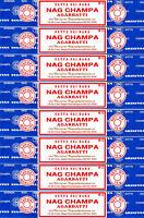 135 Grams Satya Sai Baba Nag Champa AGARBATTI sticks 9 X 15 grams Packs Incense