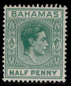 BAHAMAS GVI SG149c, ½d bluish green, M MINT.