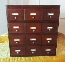Mahogany Victorian Antique Cabinets
