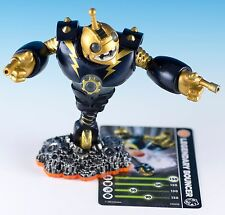 Skylanders Giants Legendary Bouncer Figure Loose With Trading Card