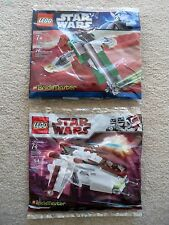 LEGO Star Wars Brickmaster - Rare - Republic Gunship 20010 & Slave I 20019 - New