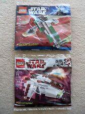 LEGO Star Wars Brickmaster - Rare - Republic Gunship 20010 & Slave I 20019 - New