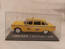Altaya/IXO 1/43 Scale Checker Cab - New York - 1980 - Boxed
