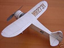 Howard DGA-6 Mister Muligan Airplane Wood Model Free Ship