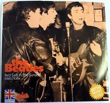 "Beatles - Red Sails In the Sunset - 7"" Single - USA - Picture Sleeve- 1982 - New"
