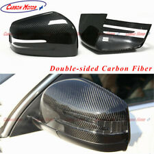 Dry Carbon Fiber Mirror Cover Cap for Mercedes W463 G500 X166 GL400 W166 GLE GLS