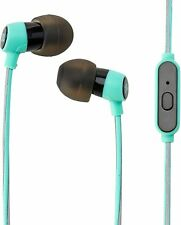 JBL Reflect Mini In-Ear Headphones 3.5mm Stereo Wired Sweatproof Earbud-Teal-NEW