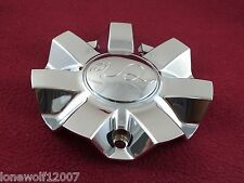 U2 Wheels Chrome Custom Wheel Center Cap # CS377-2P (1)