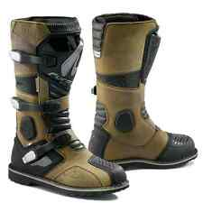 Forma Terra motorcycle boots, mens, brown, black, all sizes, waterproof, adv