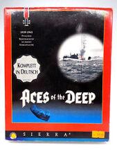PC Spiel - Aces of the Deep (mit OVP) (Bigbox)