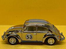 Johnny Lightning Herbie Fully Loaded - CHROME Herbie *LOOSE*