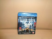 Iron Sky (Blu-ray Disc, 2012) - New in package.