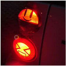 NEW Smart 451 ForTwo Rücklicht Rückleuchte Smile Bremslicht Brabus Aufkleber