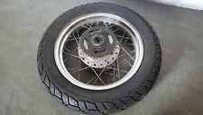 Sym Husky 125 - Rear Wheel & Tyre - 130/80-15 - 1996 - 2005