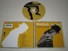 KEZIAH JONES/LIQUID SUNSHINE(DELABEL/7243 8472092 6)CD ALBUM