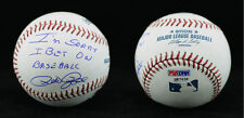 Pete Rose SIGNED ROMLB Baseball Sorry Bet on Baseball INSC PSA/DNA AUTOGRAPHED