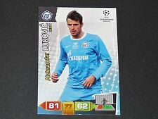 LUKOVIC ZENIT ST PETERSBURG UEFA PANINI FOOTBALL CARD CHAMPIONS LEAGUE 2011 2012