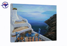 READY TO HANG Canvas Oil Painting Modern Decor Hand Painted Art