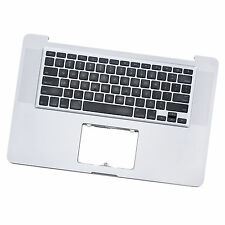 "New OEM Top case For Macbook pro 15.4""A1286 Topcase US Keyboard 2010-2012"