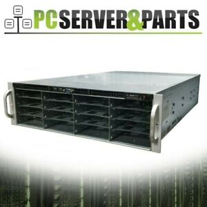 "SuperMicro CSE-836 16-Bay 3.5"" 3U Server H8DGI-F BPN-SAS2-836EL"