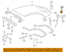 MERCEDES OEM 11-14 E350 Convertible Top-Switch 2078207910