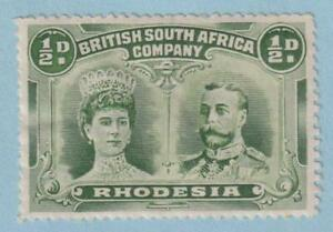 RHODESIA 101  MINT HINGE REMNANT - NO FAULTS EXTRA FINE!
