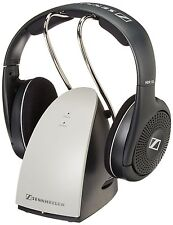 Sennheiser On Ear TV Hi-Fi Audio Computer Radio Wireless Cordless Headphones New