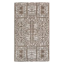 "Abyss Eero 771 Bath Rug 23"" x 39""  COLOR: Coffee Brown Multi ~Portugal ~NWT"
