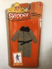 Mattel No.1943 SKIPPER FASHION COLLECTIBLES gray Dress Vintage clothes 1978 NOS
