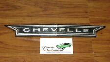 Chevelle Grill Emblem 66 GM **Original** 1966 badge front grille