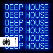 Deep House Anthems - Ministry Of Sound [CD]