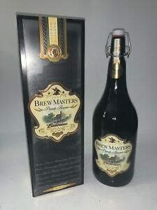 2005 Budweiser Brew Masters Private Reserve Bottle With Box EMPTY
