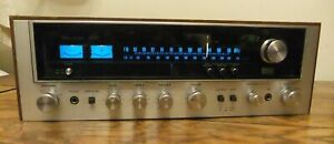 Sansui Stereo Receiver 5050 Serviced, Cleaned and Tested! *Almost Mint*