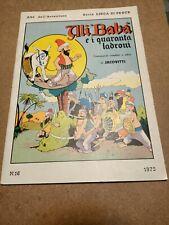 Jacovitti, Ali Babà, lisca di pesce, albi avventura n.16, anno 1975